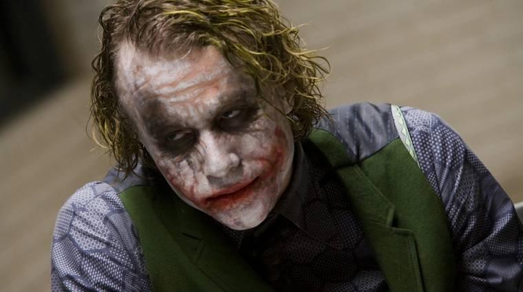 Nem Joker szerepe végzett Heath Ledgerrel kép