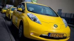 Ingyenes taxizás egy hétig Budapesten kép