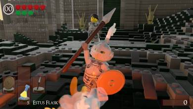 LEGO Worlds - megépítették a Dark Souls egyik területét