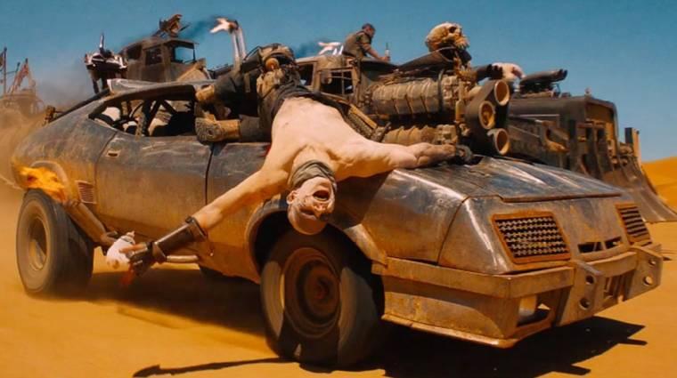 Elárverezik a Mad Max: A harag útja épségben maradt autóit kép