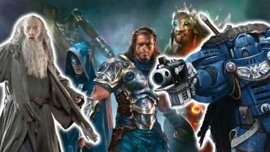 A Gyűrűk Ura és Warhammer 40,000 kártyákkal bővül a Magic: The Gathering kép
