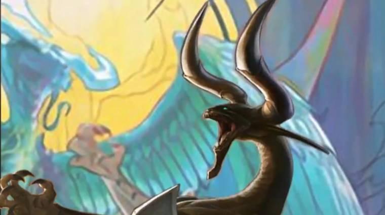 Csúnya plágiumbotrány alakult ki egy új Magic: The Gathering kártya kapcsán, a kiadó azonnal lépett bevezetőkép