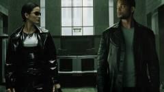 Milyen lett volna a Mátrix Will Smith főszereplésével? kép