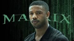 Michael B. Jordan főszereplésével jöhet a következő Mátrix film? kép