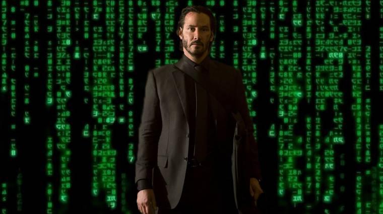 Rögös és pletykákkal teli út vezetett a Mátrix 4 bejelentéséig bevezetőkép