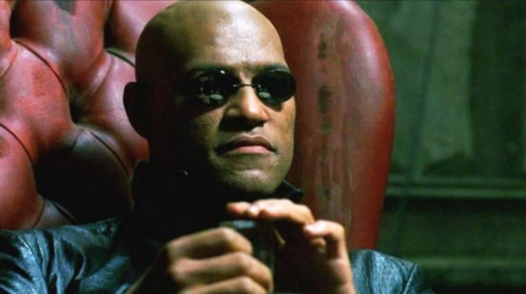Kevés Mátrix-rajongó tudja, de Morpheus már rég halott bevezetőkép