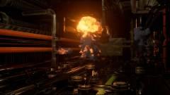 Elég ütős DirectX 12-es effekteket mutatott be az Nvidia kép