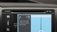 Önjáró autók tesztelésére kapott engedélyt az Apple kép