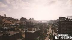 Playerunknown's Battlegrounds - új képeken a sivatagi térkép kép