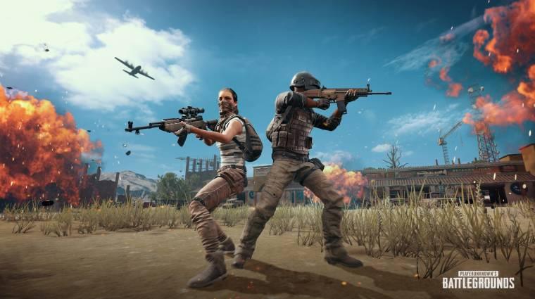 PlayerUnknown's Battlegrounds - ismét elérhető a War Mode: Desert Knights játékmód bevezetőkép