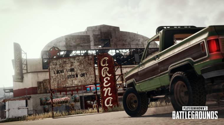 PlayerUnknown's Battlegrounds - Xboxon gyengébb lesz a látvány, hogy jobban fusson bevezetőkép