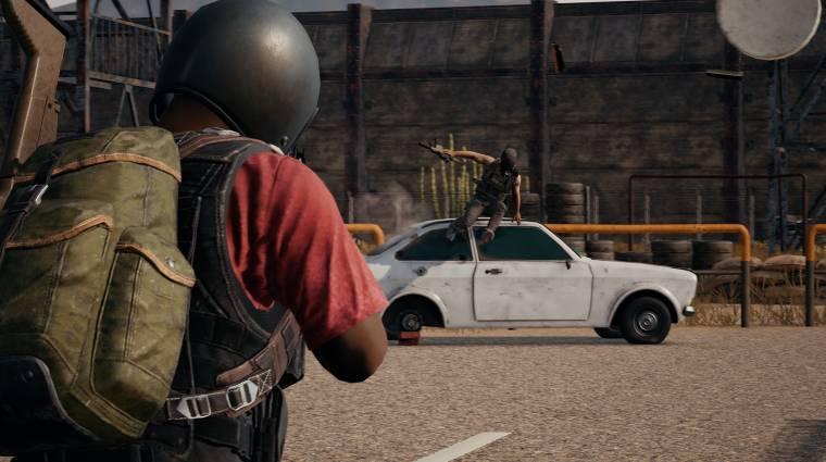 PlayerUnknown's Battlegrounds - már decemberben megjelenhet PlayStation 4-re bevezetőkép