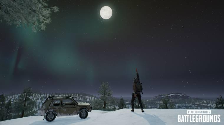 PlayerUnknown's Battlegrounds - jön két új jármű Vikendire, és visszatér a Flare Gun is bevezetőkép
