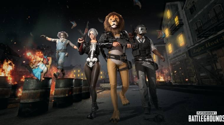PlayerUnknown's Battlegrounds - együtt játszhatnak az Xbox One-osok a PS4-esekkel bevezetőkép