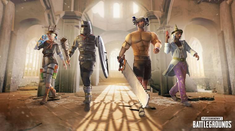 Ismét csúcson a PlayerUnknown's Battlegrounds, a CS:GO-t is lehagyta bevezetőkép