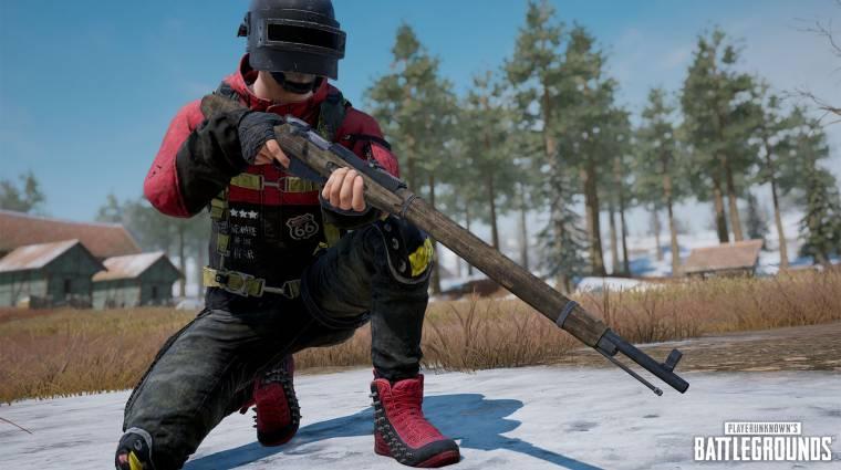 A PUBG új frissítése új fegyvert, kamugránátot, és sok apróságot hoz bevezetőkép