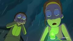 Rick and Morty - július végén folytatódik a harmadik évad, itt a trailer kép