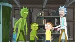 Rick and Morty - a sorozat kitalálója próbál nem foglalkozni a bunkó rajongókkal kép