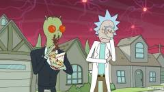 Rick és Morty - ezért nem rendelték még be az új évadot kép