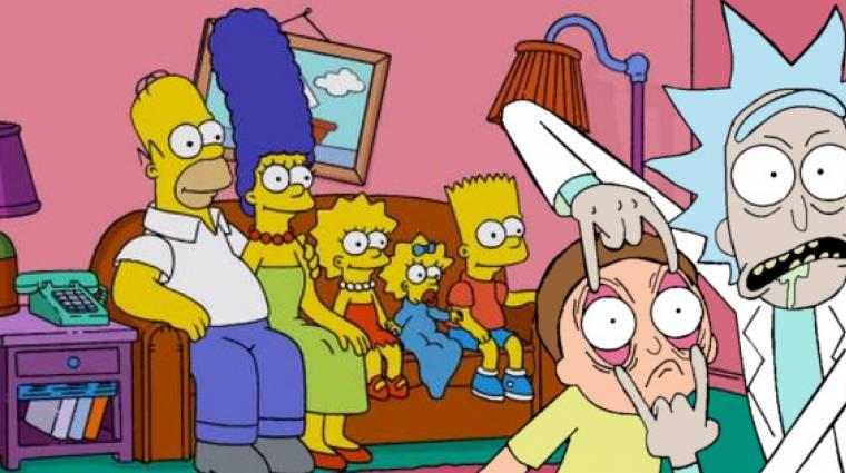 Így kell elképzelni a Rick és Morty magyar verzióját kép