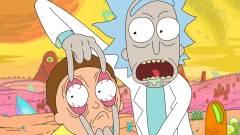 Rövid ízelítőt kaptunk a Rick és Morty ötödik évadából kép