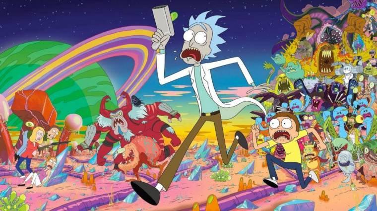 Kiderült, mikor folytatódik a Rick és Morty 4. évada bevezetőkép