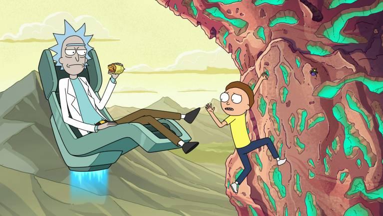 Keresd a Rick és Morty easter eggeket, és szerezz értékes ajándékokat! fókuszban