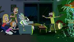 Évadkritika: Rick és Morty - 1-4. évad kép