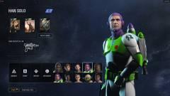 Star Wars Battlefront II - egy mod Buzz Lightyeart csinál Han Soloból kép