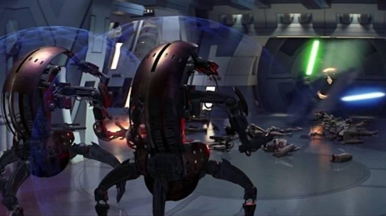 Star Wars Battlefront II - a droidikák is bekerülnek a játékba bevezetőkép