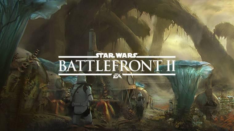 Star Wars Battlefront 2 - új klónkatonákat, új pályát, és co-op módot is kapunk bevezetőkép