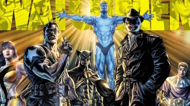 Megkezdődtek a Watchmen széria munkálatai kép