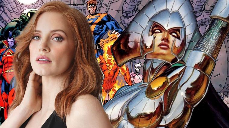X-Men: Dark Phoenix - Jessica Chastain lesz X Professzor legnagyobb szerelme bevezetőkép