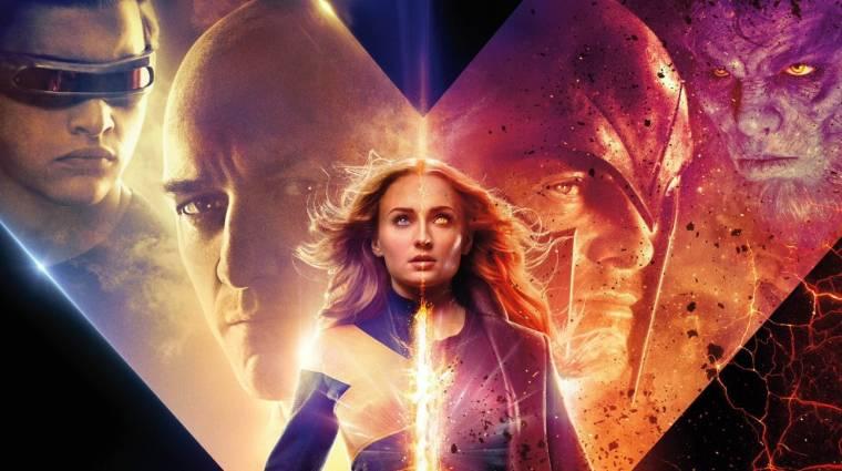 X-Men: Sötét Főnix - szinkronosan is nézhető az új előzetes kép