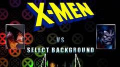 Sosem látott PS1-es X-Men játékban bunyózik Wolverine és Apocalypse kép