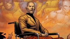 Mielőtt megalapította az X-Ment, Xavier professzor profi kosaras volt kép