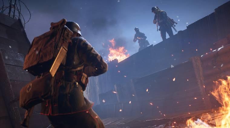 Battlefield 1 - ingyenes lesz a teljes Premium Pass bevezetőkép