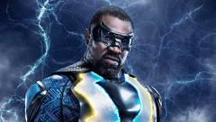 Black Lightning is szerepel a Végtelen Világok Krízise crossoverben kép