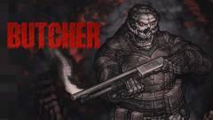 Butcher - konzolokra jött a Doom előtt tisztelgő shooter kép