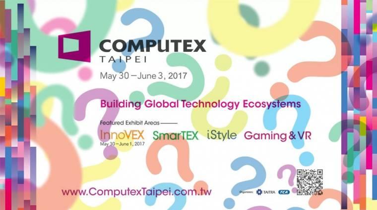 Computex 2017: Jövő héten indul a Félév Show-ja kép