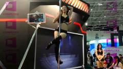 Videón a Computex legszebb lányai kép