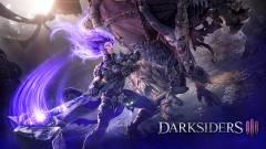 Darksiders III - az egyik bossharc mellett ütős képeket is megnézhetünk kép