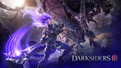 Darksiders III - az egyik bossharc mellett ütős képeket is mutatunk