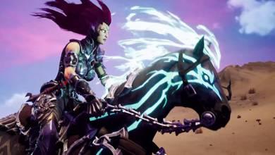 Darksiders 3 - még a főhős lova is kapott egy trailert