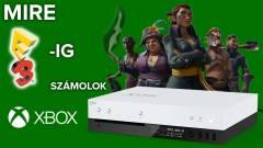 Mire E3-ig számolok - Microsoft kép