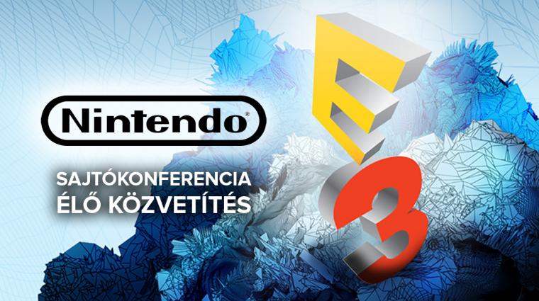 E3 2017 - Nintendo Spotlight élő közvetítés bevezetőkép