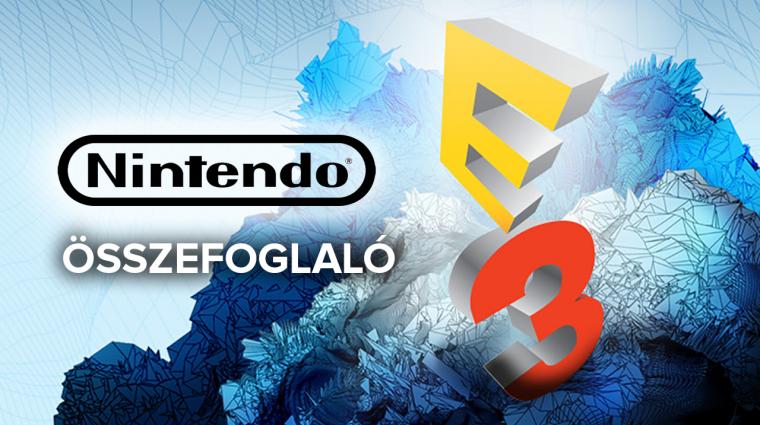 E3 2017 - Nintendo Spotlight összefoglaló bevezetőkép