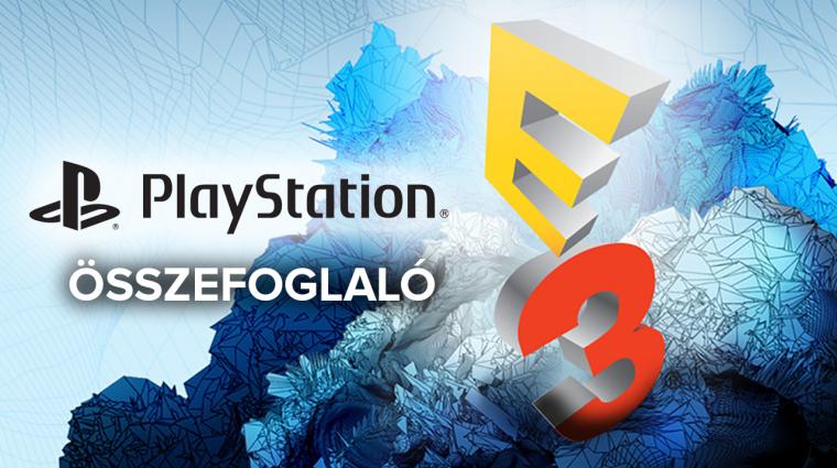 E3 2017 - Sony PlayStation sajtókonferencia összefoglaló bevezetőkép