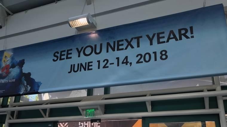 Megvan az E3 2018 időpontja bevezetőkép