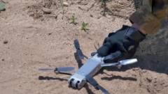 Egy új drón mindent megváltoztat a hadszíntereken kép